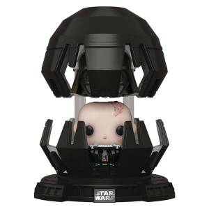 Figurine Pop! Deluxe Dark Vador En Chambre De Méditation - Star Wars: L'Empire Contre-attaque