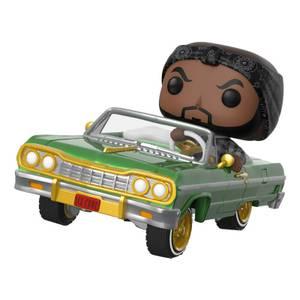 Figura Funko Pop! Ride - Ice Cube Con Impala - Ice Cube