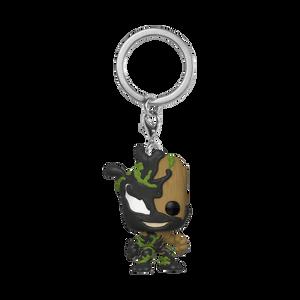Marvel Venom Groot Funko Pop! Keychain