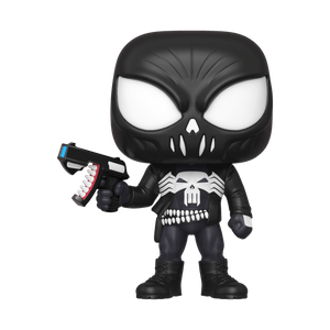 Marvel Venom Punisher Funko Pop! Vinyl