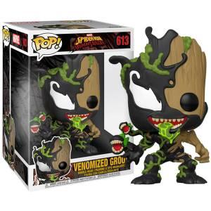 Figurine Pop! Groot Vénomisé 10 Pouces - Marvel