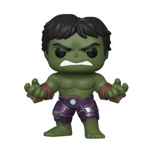 Marvel - Hulk (Stark Tech Suit) Figura Funko Pop! Vinyl