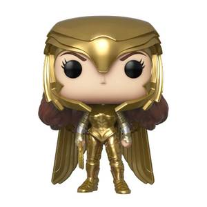 Wonder Woman - Gold Power (Metallizzata) Figura Funko Pop! Vinyl