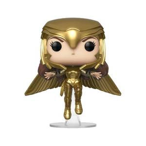 Wonder Woman 1984 Wonder Woman Gold Flying (Metallic) Pop! Vinyl Figure