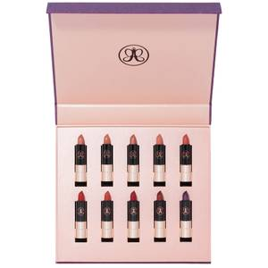 Anastasia Beverly Hills Mini Matte Lipstick - 10 Piece Holiday Set