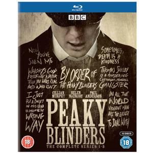 Peaky Blinders - Series 1 - 5