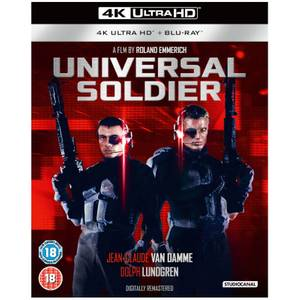 Universal Soldier - 4K Ultra HD