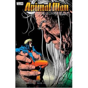 Vertigo Comics Animal Man Trade Paperback Vol. 05 The Meaning of Flesh