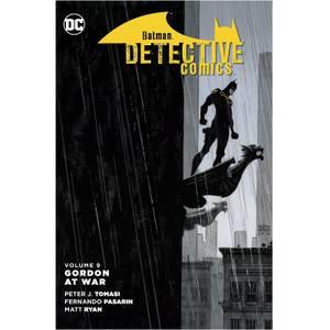 DC Comics Batman Detective Comics Trade Paperback Vol. 09 Gordon At War