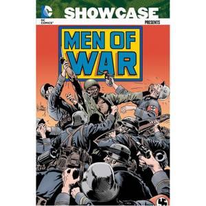 DC Comics Showcase Presents Men of War Trade Paperback