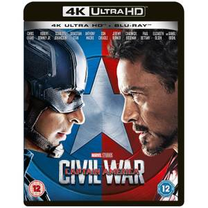Captain America Civil War - 4K Ultra HD