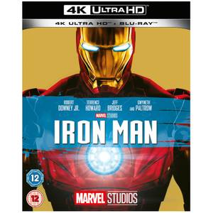 Iron Man 1 - 4K Ultra HD