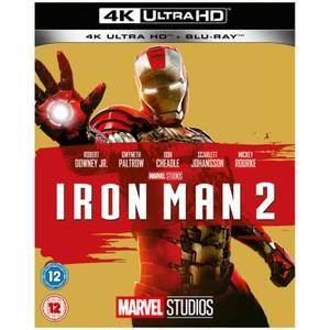 Iron Man 2 - 4K Ultra HD