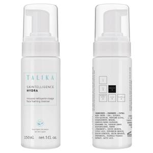 Talika Skintelligence Hydra Face Foaming Cleanser 150ml
