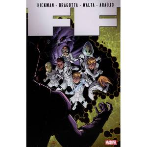 FF By Jonathan Hickman Trade Paperback Vol 04