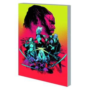 Marvel Uncanny X-force Trade Paperback Vol 01 Let It Bleed Now