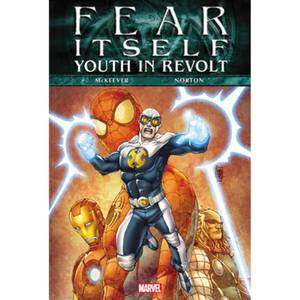 Fear Itself Trade Paperback Youth In Revolt