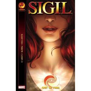 Sigil Trade Paperback Out Of Time