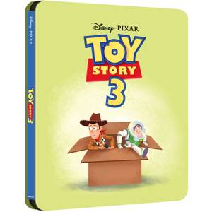 Toy Story 3 - 4K Ultra HD Zavvi UK Exclusive Steelbook (Includes 2D Blu-ray)