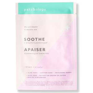 Patchology FlashMasque 5 Minute Soothe