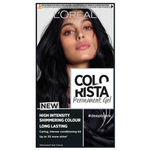 L'Oréal Paris Colorista Permanent Gel Hair Dye (Various Shades)
