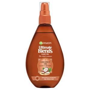Garnier Ultimate Blends Coconut Hair Oil for Frizzy Hair 150ml