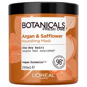 L'Oréal Paris Botanicals Safflower Dry Hair Mask 200ml