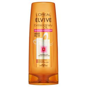 L'Oréal Paris Elvive Extraordinary Oil Conditioner for Dry Hair 500ml