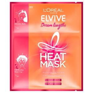 L'Oréal Paris Elvive Dream Lengths Long Hair Heat Tissue Mask 20ml