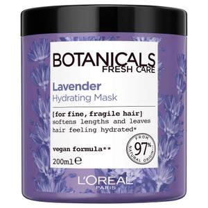 L'Oréal Paris Botanicals Lavender Fine Hair Mask 200ml