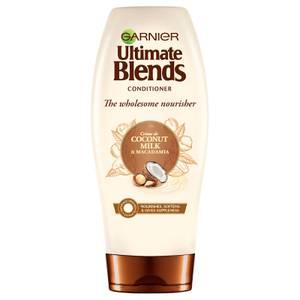 Garnier Ultimate Blends Coconut Milk Dry Hair Conditioner 360ml