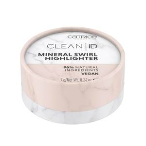 Catrice Cosmetics Clean Id Mineral Swirl Highlighter