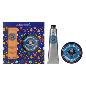 LOccitane Holiday Nourishing Shea Butter Set (Worth $38)