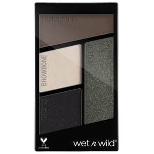 wet n wild coloricon Eyeshadow Quads - Lights out 4.5g