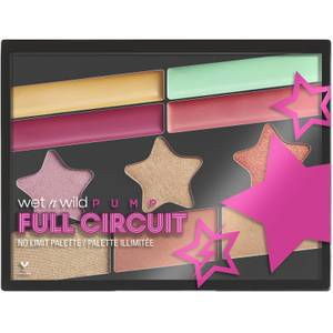 wet n wild Full Circuit Palette - Warm up