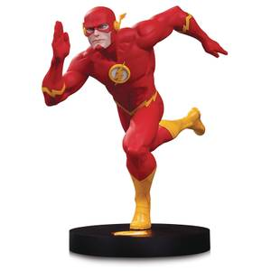 Statuetta di Flash di Francis Manapul, serie DC Designer