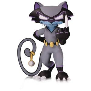 Figurine Catwoman en PVC par Ledbetter– DC Artists Alley
