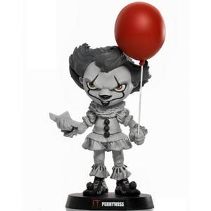 Iron Studios Stephen King's It Mini Co. PVC Figure Pennywise 17 cm - Zavvi Exclusive Colour Variant