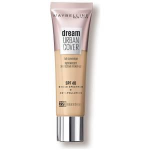 Maybelline Dream Urban Cover Liquid Foundation (Various Shades)