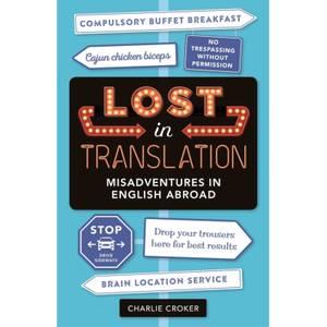Lost in Translation - Paperback