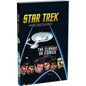 Eaglemoss Star Trek Graphic Novels UK Comic V1