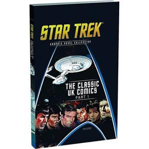 Eaglemoss Star Trek Graphic Novels UK Comic V1