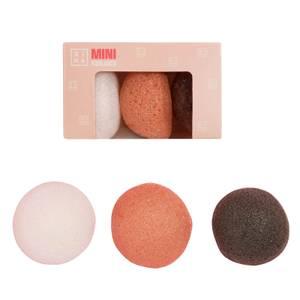 3INA Makeup Mini Konjac Sponges