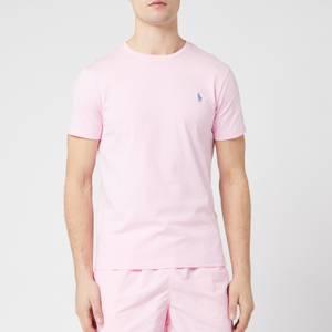 Polo Ralph Lauren Men's Short Sleeve Crew Neck T-Shirt - Carmel Pink