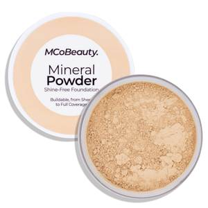 MCoBeauty Mineral Powder Shine Free Foundation - Classic Ivory 5g