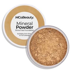 MCoBeauty Mineral Powder Shine Free Foundation - Nude 5g