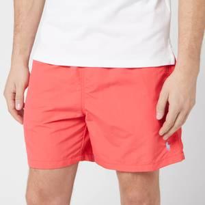 Polo Ralph Lauren Men's Traveller Swim Shorts - Red