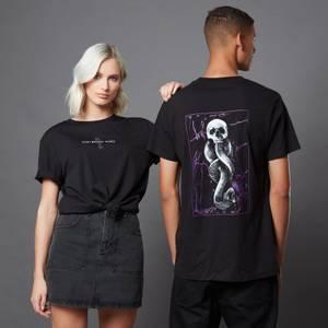 T-shirt Harry Potter The Dark Arts Tu-Sais-Qui - Noir