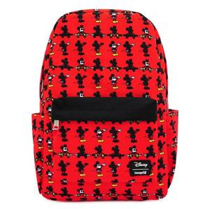 Loungefly Disney Mickey Parts Aop Nylon Backpack