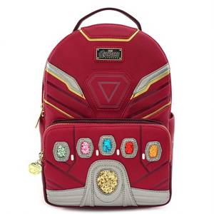 Loungefly Marvel Mini Sac à Dos Avengers: Endgame Iron Man